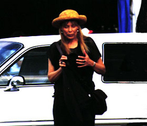 Joni in New Orleans