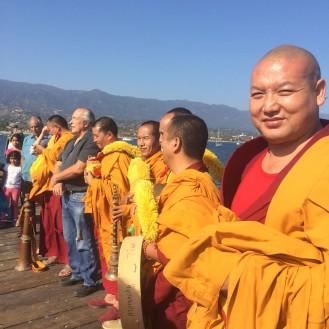 Happy Monk