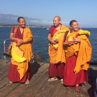 Tibetan Monks Peace Week